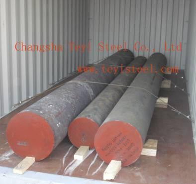 offer steel round bar SAE1045, 4140, 8620, H13 ect