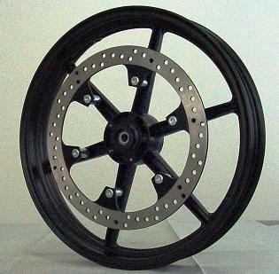 Honda Tiger wheel