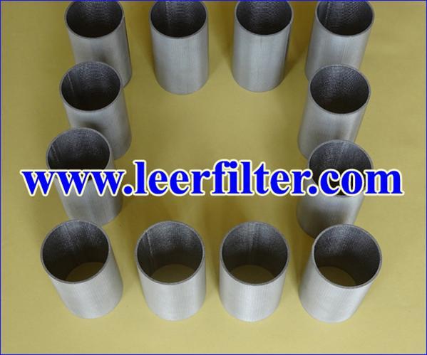 Stainless Steel Sintered Filter Tube