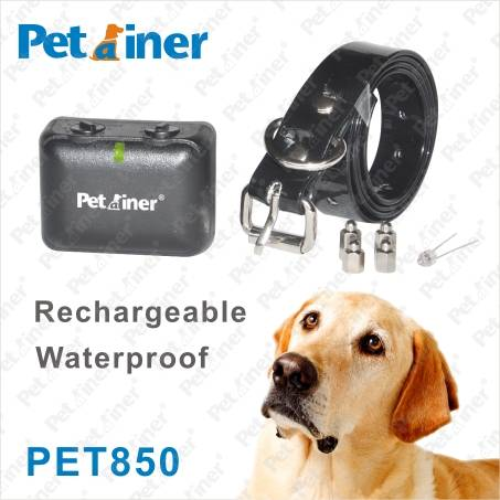 Waterproof and Rechargeable Anti Bark collar