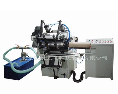 paper tube labeling machine (water-based glue)