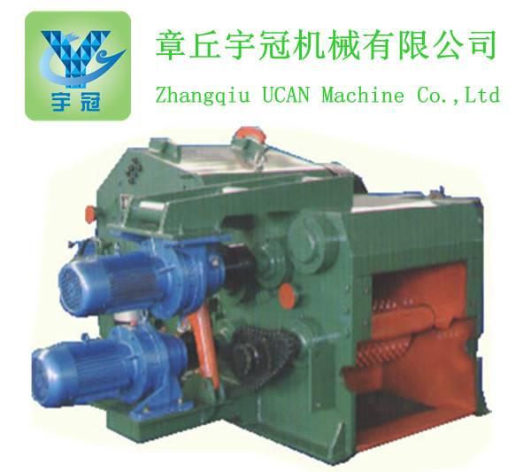 High Efficiency Wood Biomass Chipper Machine