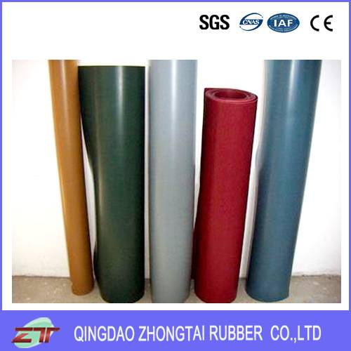 E.P.D.M. Rubber Sheet