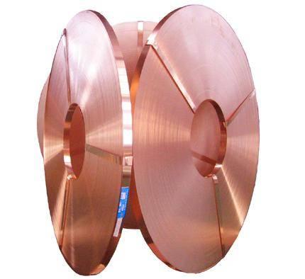 C17510 beryllium copper strips,C17200 copper beryllium strips