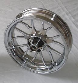 motorcycle aluminum wheel