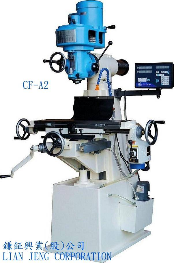 Taiwan Turret milling machine