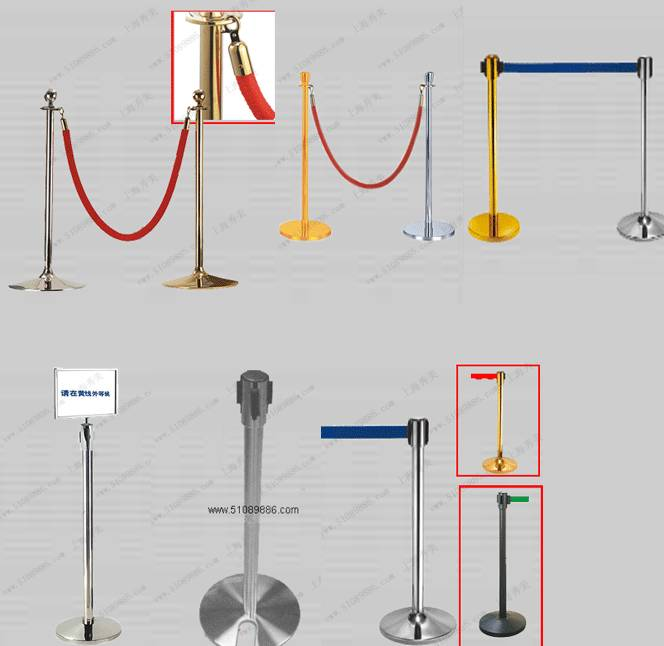 railing stand ,rope stand, queue barrier,
