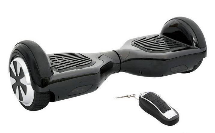 METTLE Balance Board 700 Elektro Scooter mit Tasche & Fernbedienung E-Skateboard