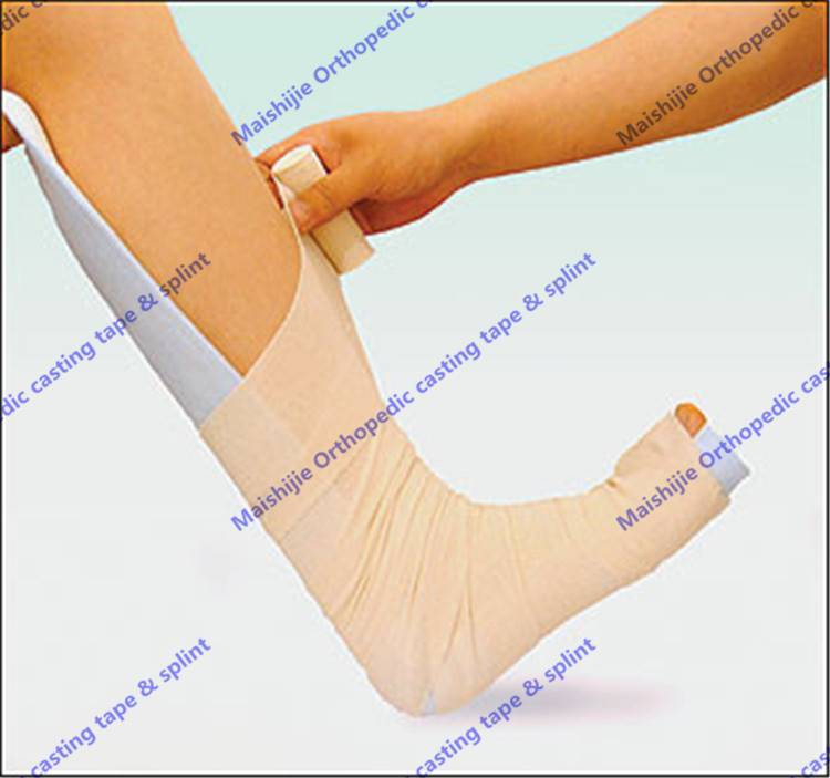 Orthopedic Fiberglass Splint for good