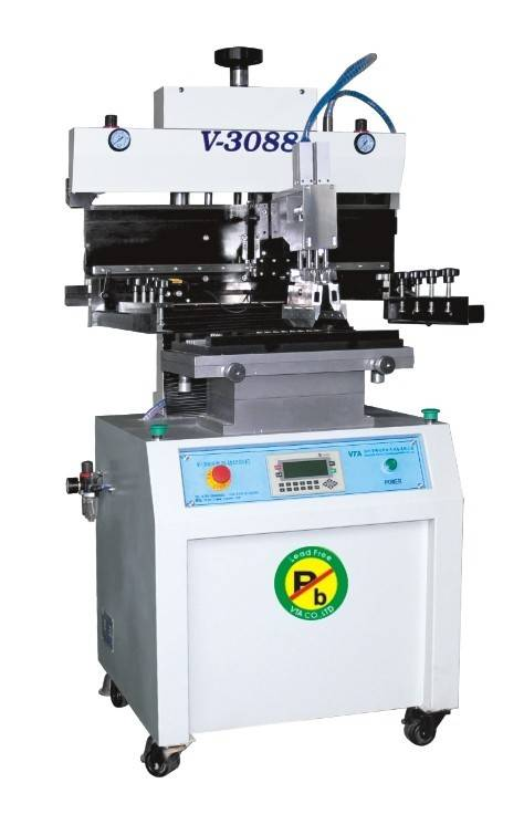 Semi-automatic Solder Paste Printing Machine