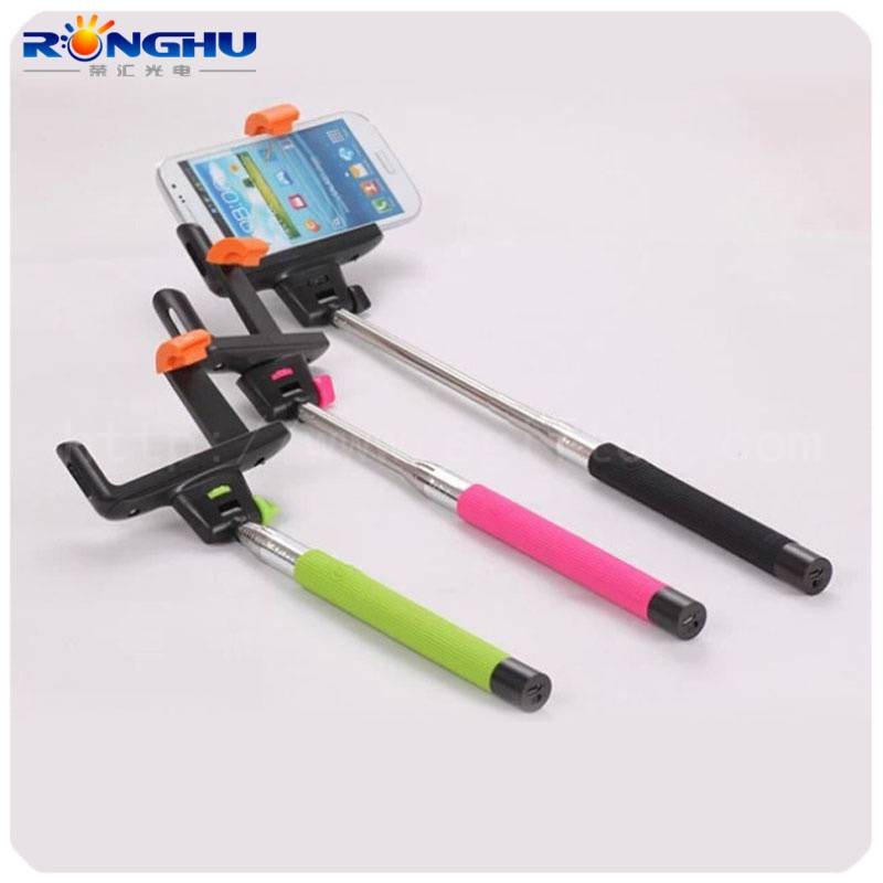 mobile phone bluetooth wireless monopod