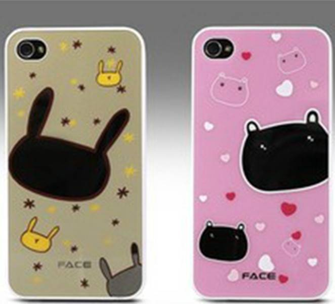Customize Silicone Cellphone Shell