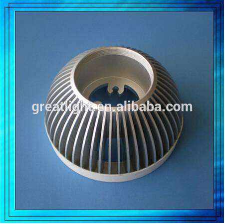 aluminium heat sink for power amplifier led parts