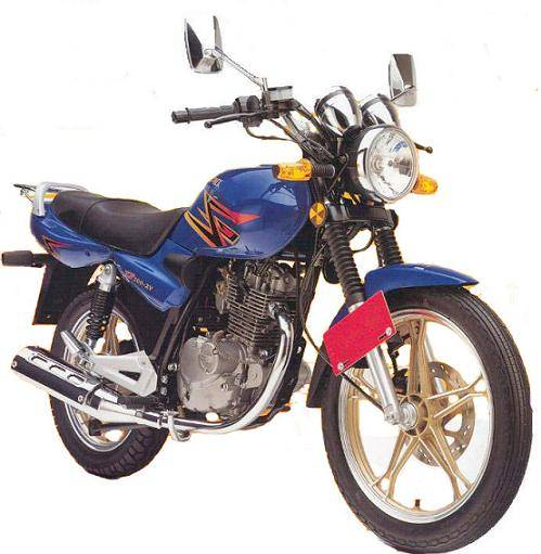 sell 200cc motorcycle with EEC, KM200EM-2SX