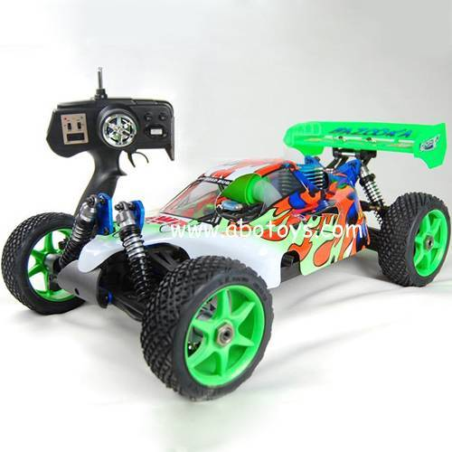 1:8th Scale 4WD Nitro Off Road Buggy