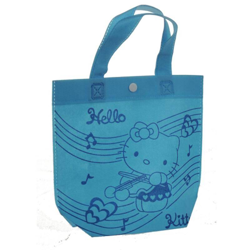 non-woven folding shopping bag with printed