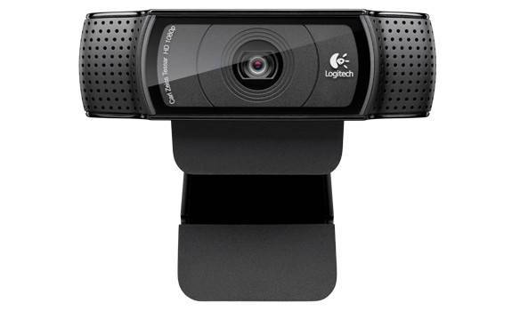 Logitech HD Pro Webcam C920 Videocam