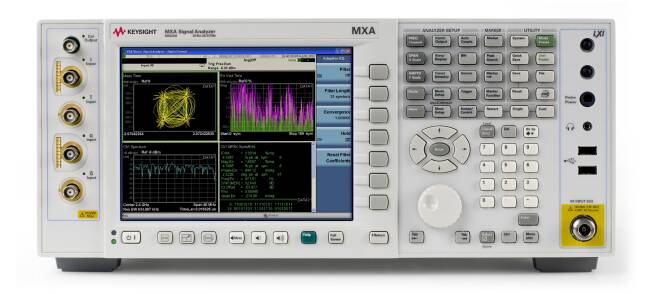 For Sale: Used Test Equipment Spectrum Analyzer Agilent N9020A with option 526 $21,000