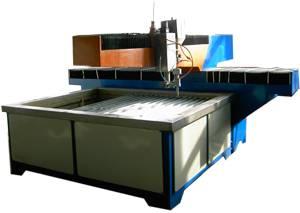 waterjet cutting table