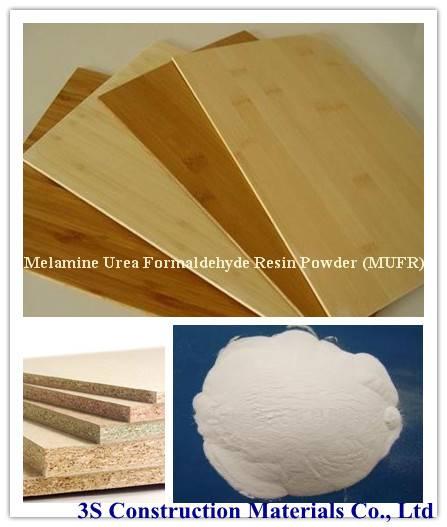 Melamine Urea Formaldehyde Resin (MUFR) Powder
