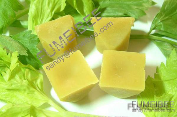 BP grade yellow refined beeswax for personal care