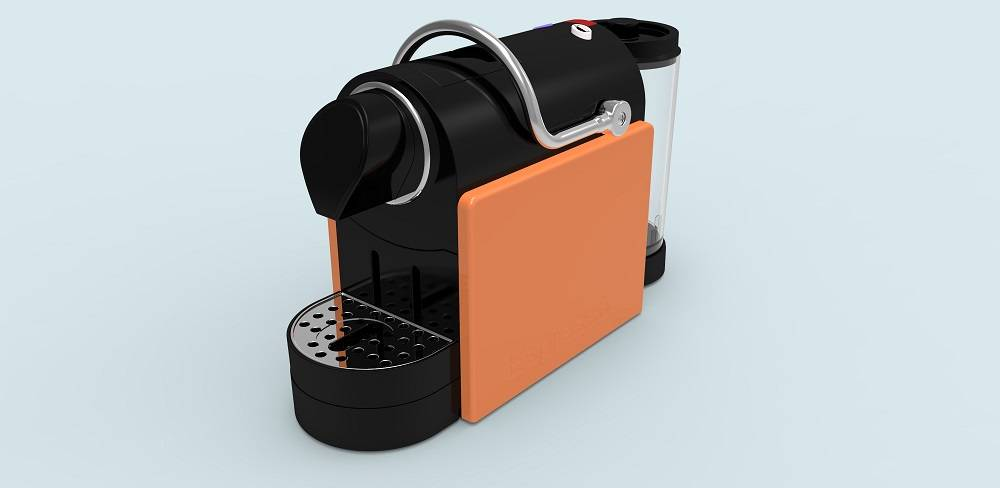 2015 Hot Sell Capsule Coffee Machines