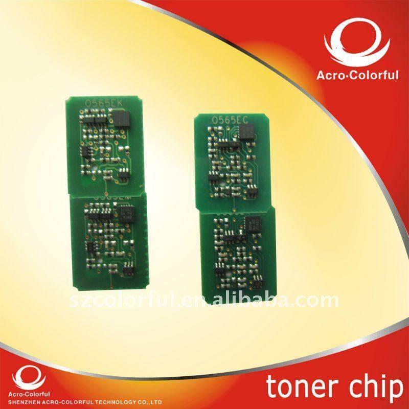 color toner chip OKI 5650
