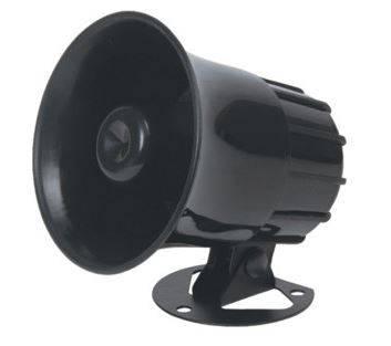 HOT SALE DC6-15/18-28V 1- tone/6-tone 15/20/25W Universal ELECTRONIC ALARM SIREN S40,Loud electr
