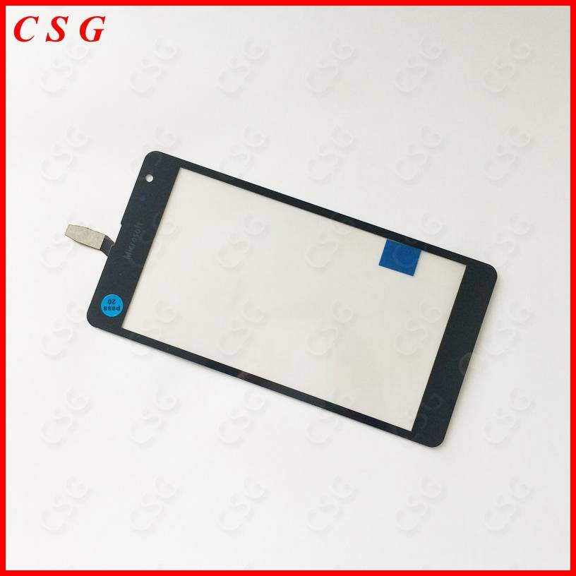 Touch Screen Digitizer For Microsoft Nokia Lumia 535 N535 Front Glass Panel Lens CT2C1607FPC-A1-E