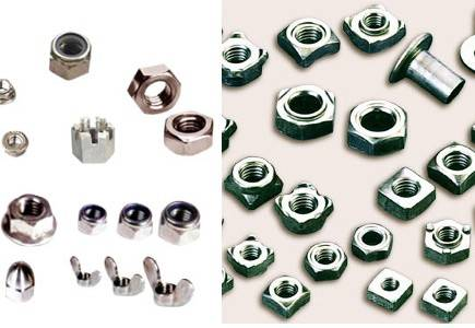 Square Weld Nut / Hex Weld Nuts