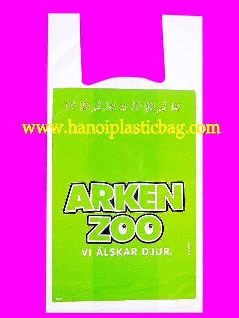 t-shirt plastic bags