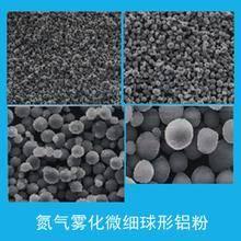 fine spherical aluminum powder