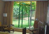 AE1200 Motorised Retractable Curtain