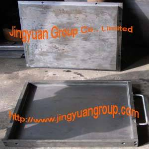 sell square rubber tile moulds