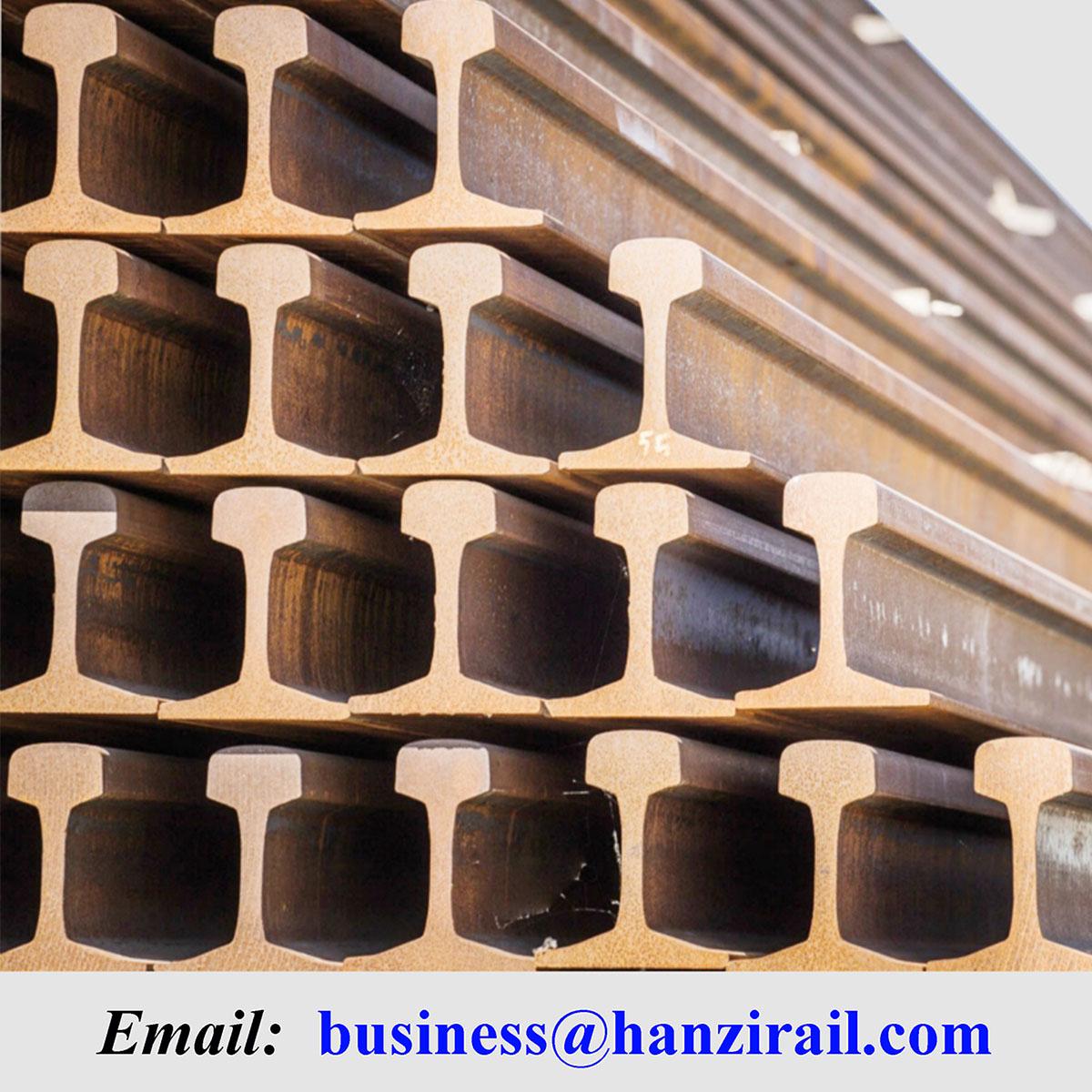 UIC54 Steel Rail Factory