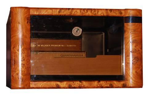 cigar humiditor