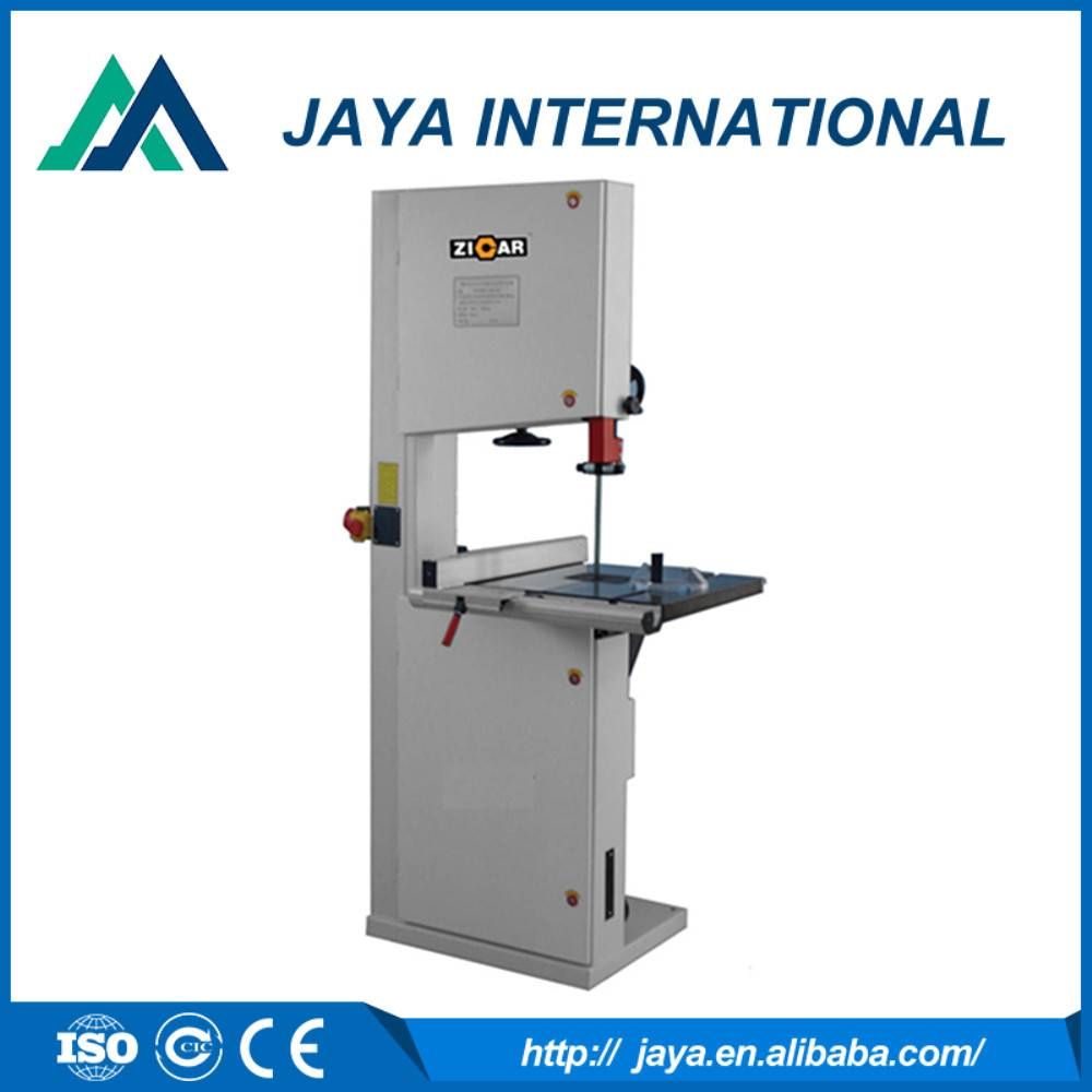 large band saw for cuting wood