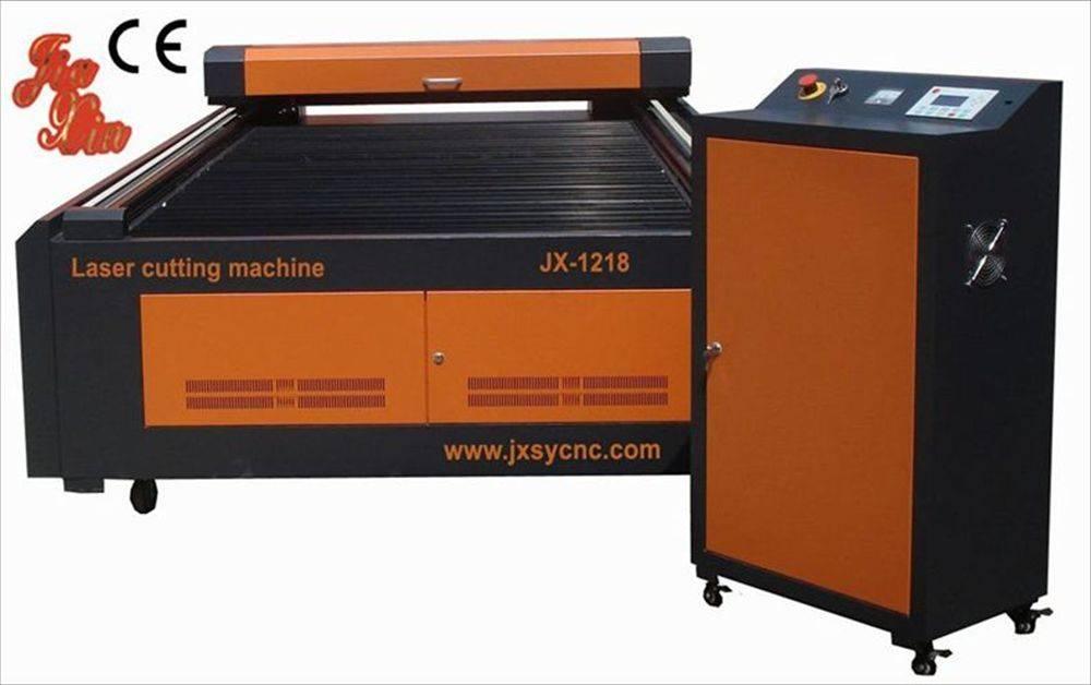 Laser cutting machine JX-1218