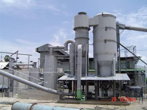 NIGM 300 Serial Biomass Gas Generator
