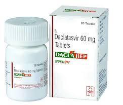 Daclahep Tablets(Daclatasvir)