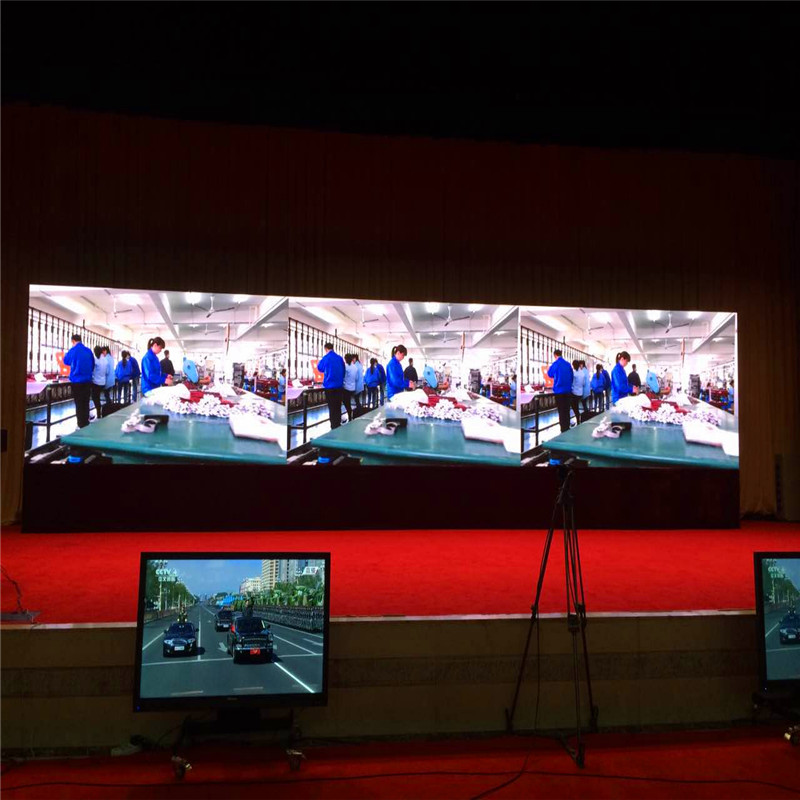 China supplier manufacture good quality indoor full-color digital led display
