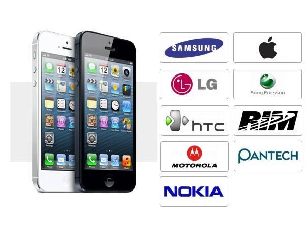 Used CDMA&GSM Mobile Phone
