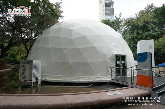 14m Big Geodesic Dome Tent for Private Party/ Banquet Event From The Best Tent Factory