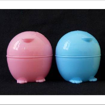 50g Chicken shape jar, PP baby cute cream jar