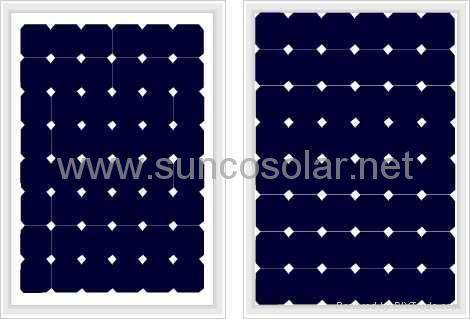 sell poly crystalline solar module SST-120WP