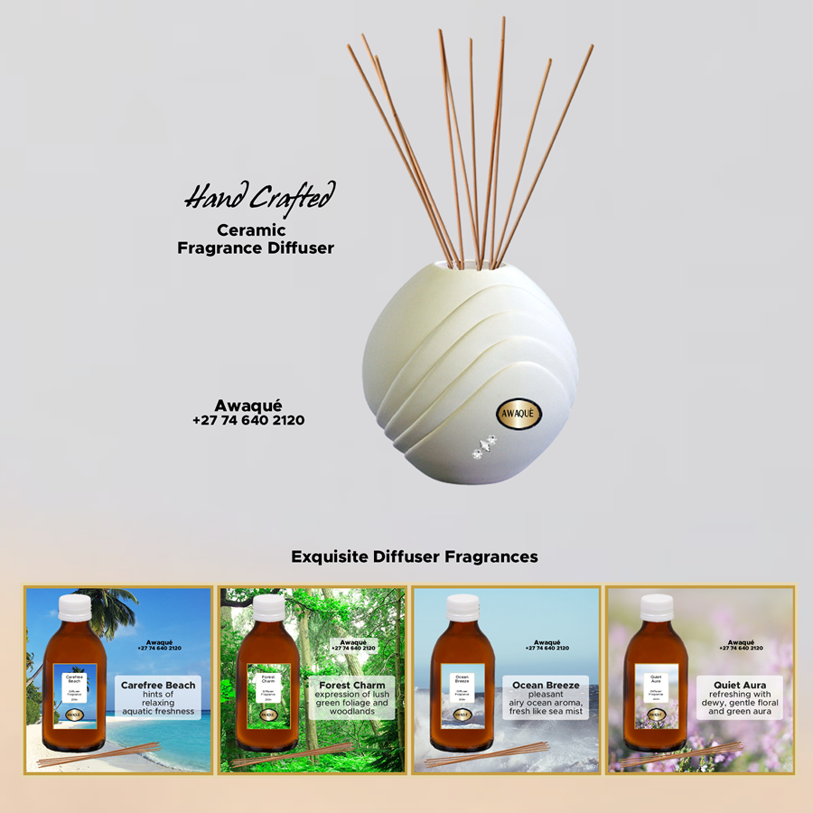 Ceramic Fragrance Diffuser (Hand Crafted)