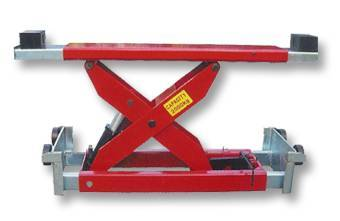 The second lifting trolley (Rolling Jack)