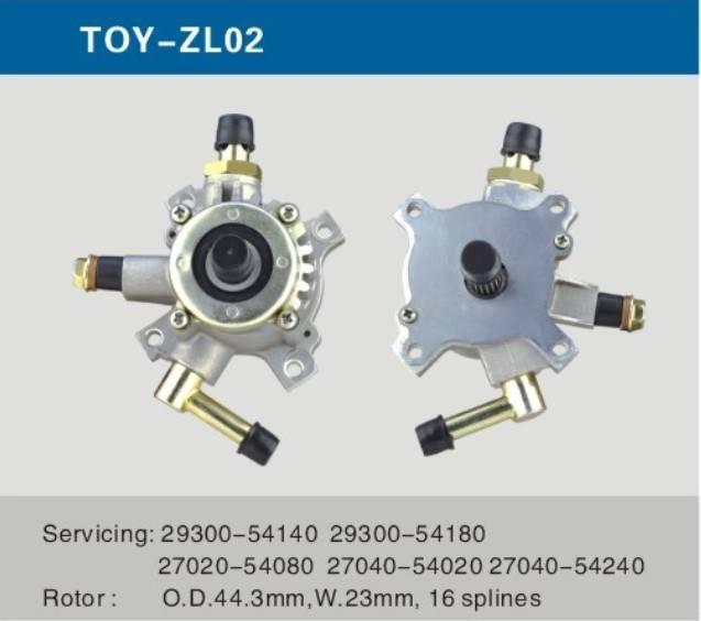 Alternator Vacuum Pump for Toyota 3L /5L /Auto Spare Parts