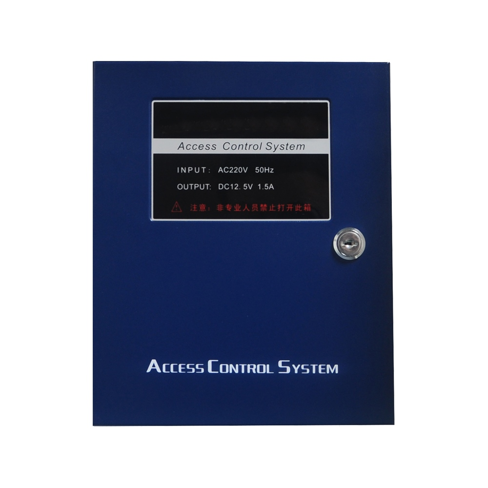 TCP/IP Single Doors Two Way Access Control Systems Controller Panel Kits