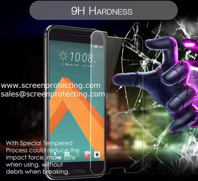 Wholesale 9H Tempered Glass LCD Screen Protector for HTC One M9